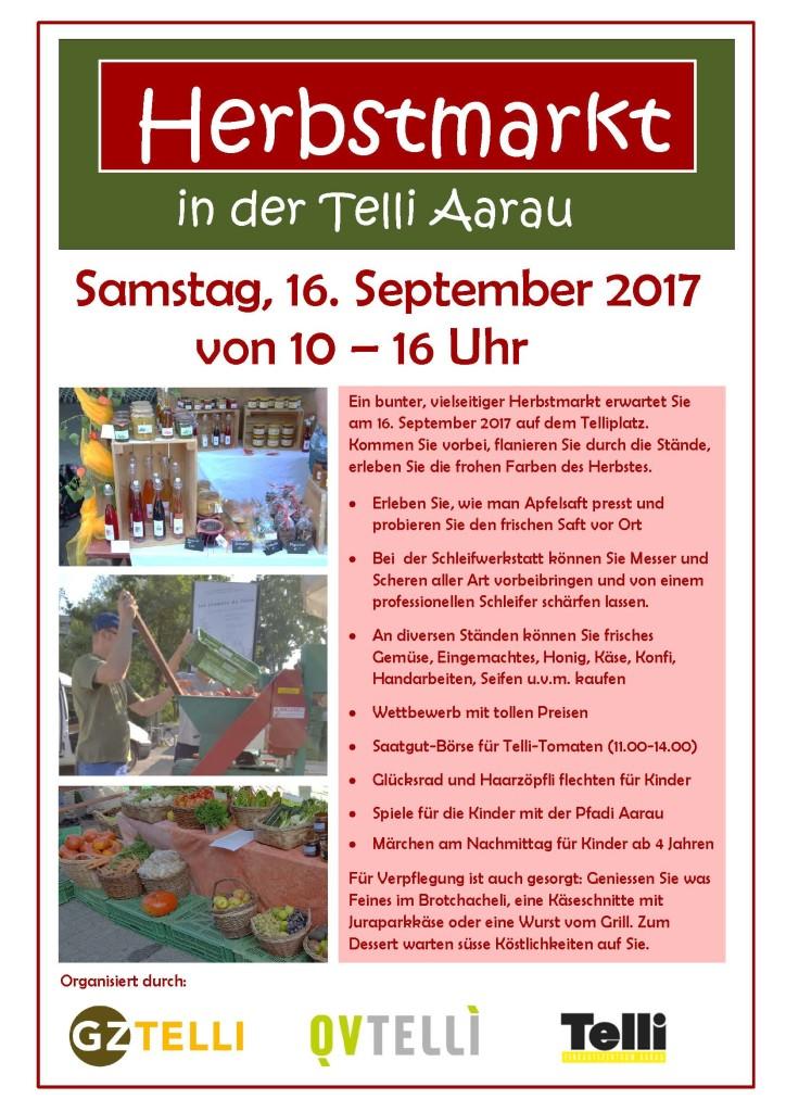 Flyer Herbstmarkt 2017_17082017
